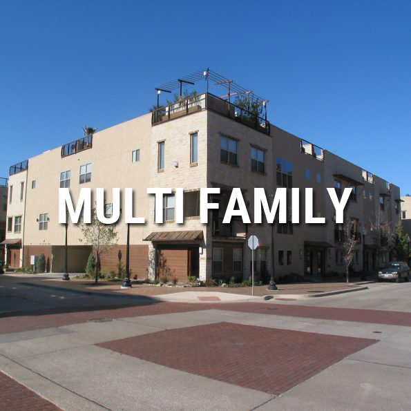 dallas architect multi family