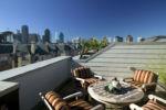 modern contemporary roof deck dallas texas tx
